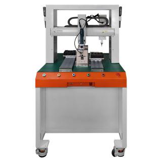 厂家直销 背靠背型全自动螺丝机双头双工位交替锁付 全自动螺丝机
