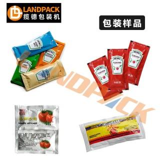 番茄酱包装机,小袋装番茄酱包装机