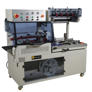 5545全自动L型封切机全自动热收缩包装机 热收缩封切机套膜热缩机