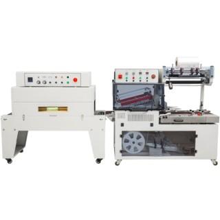 热收缩膜包装机 套膜热缩机全自动L型封切机 智能L型全自动封切机