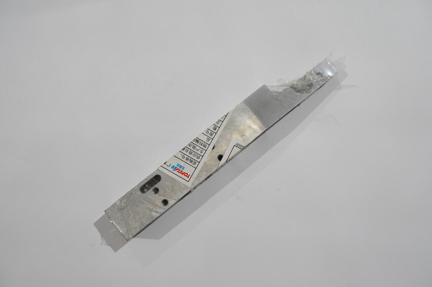 半自动一拖二平面口罩机 E-3C-200004A-01-04-13-0 固定条