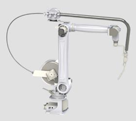 卓林全新轻量化 六轴焊接型机器人CRH6-1440