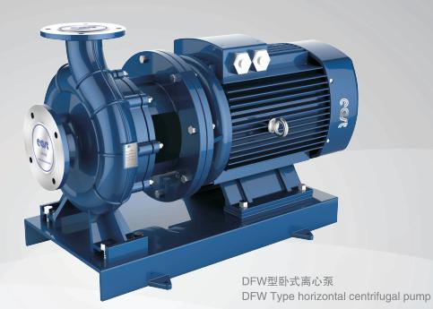 上海东方泵业DFW卧式离心泵(价格面议)