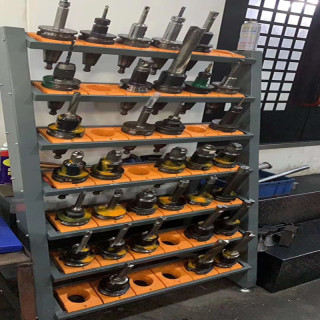 供应CNC刀具车加工中心刀具架钻攻刀具台
