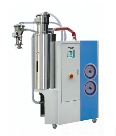 注塑行业使用三机一体除湿干燥机有哪些优势?