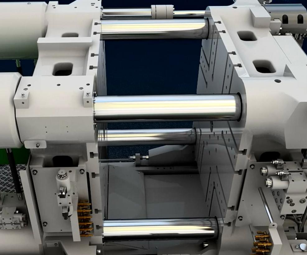 东华注塑机丨JSeII中小型伺服两板机亮点图解