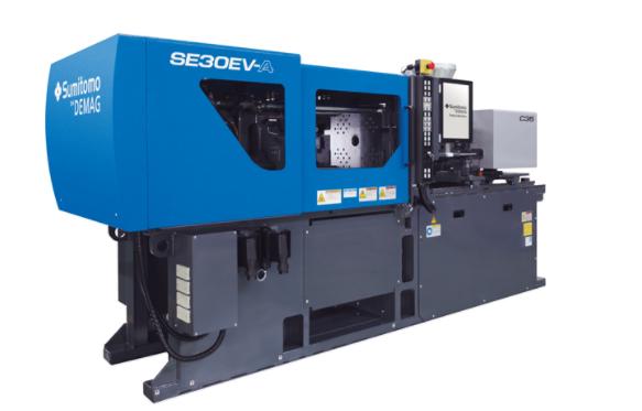 住友全新SE30EV-A全电动小型注塑机 提高成形品产能