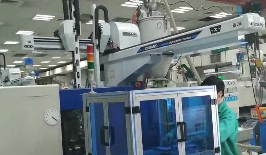 注塑机机械手安装过程注意事项讲解