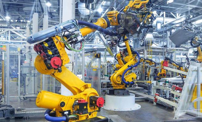 国产工业机器人与进口的差别在哪里?