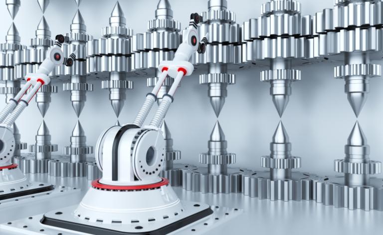"""工业机器人助力""""中国制造""""向""""中国智造""""转变"""