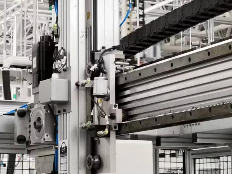 桁架机器人机械手的维护保养法则