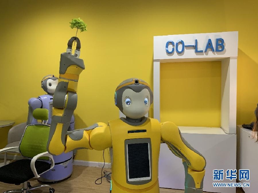 抢先看!这些机器人将亮相2020年中国国际服务贸易交易会
