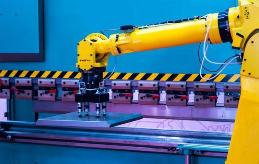 工业机器人系统组成及发展现状分析