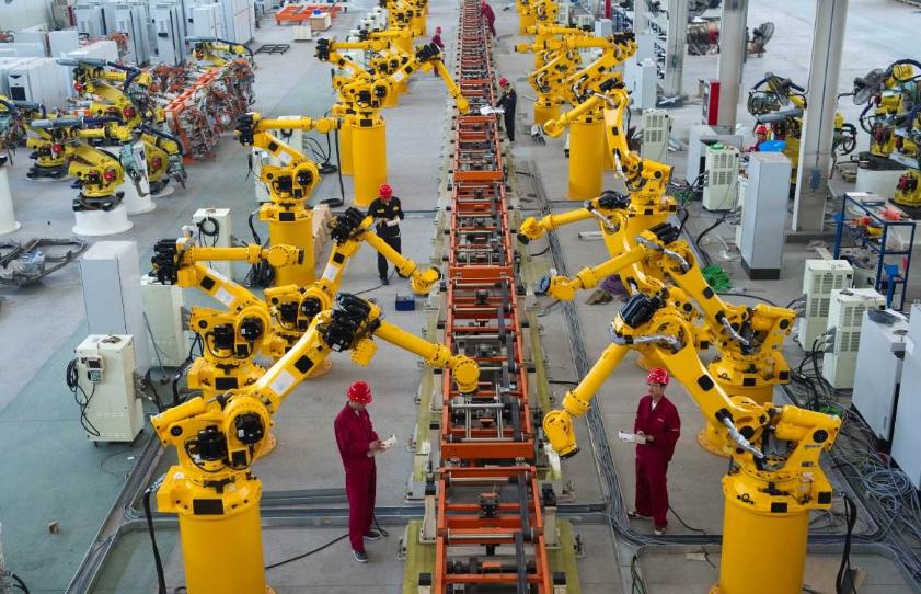 工业机器人现场调试的两大注意事项