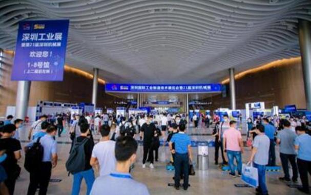 2020 ITES深圳工业展启幕——让智造引领产业变革