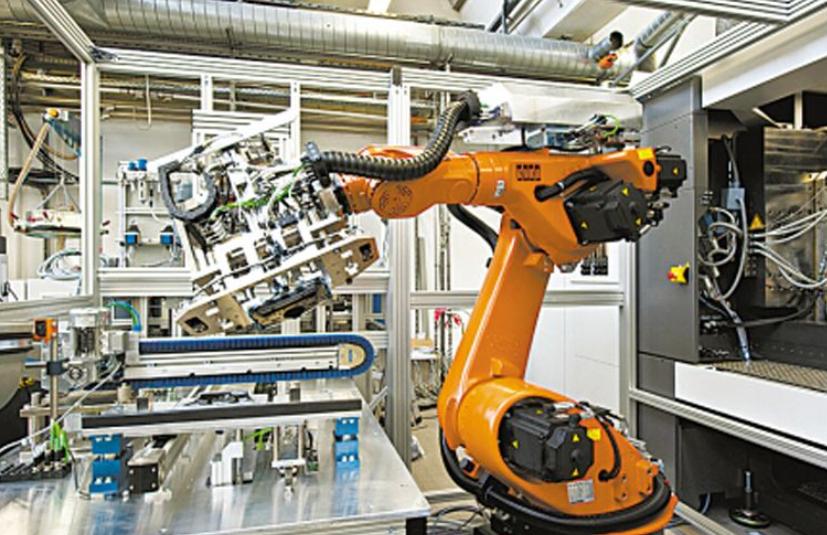 关节式工业机器人保养准则